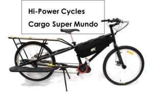 high performance electric bicycles