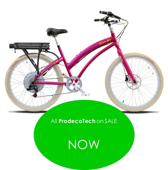 PRODECOTECH **Electric Bikes** | Salt Lake City