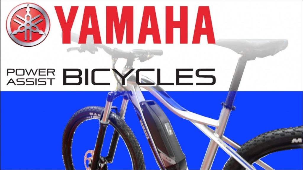yamaha ebike motor - Yamaha Bicycles
